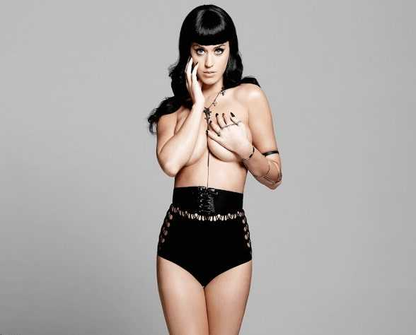 Nude pics of Katy Perry