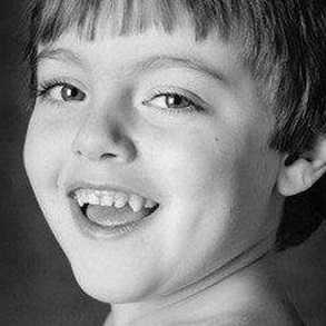 Childhood pics of Mac Miller