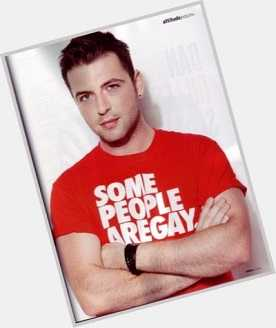 Proudly gay, Mark Feehily