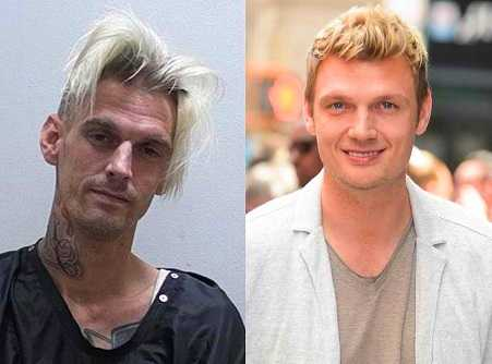 Nick Carter of Backstreet Boys was arrested for DUI.