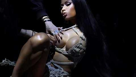 Super hot pics of Nicki Minaj