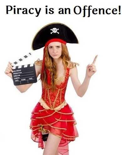 Piracy destroys an actors career