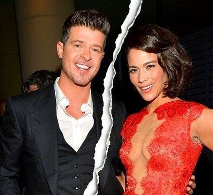 Robin Thicke contemplated suicide after divorce with actress Paula