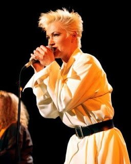 Live performance by Roxette