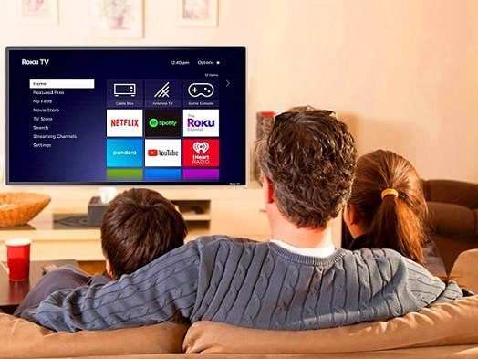 Roku tv 2019 interface