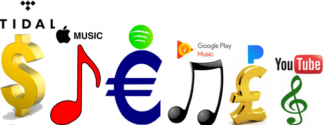 music streaming service that offer best royalty payments for musicians