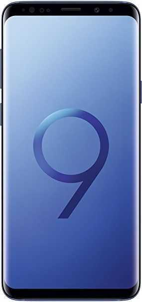 2019's best smart phone samsung galaxy s9 plus is on amazon