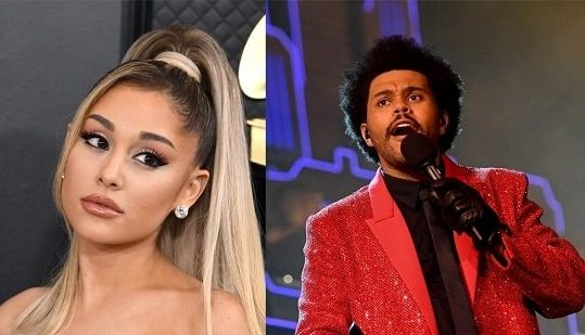 Save Your Tears – The Weeknd,Ariana Grande
