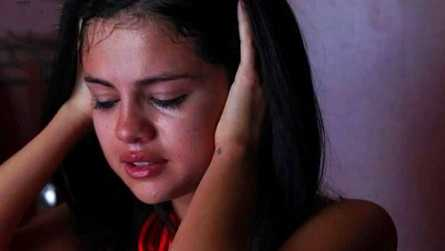 Selena Gomez suffered from depression for a long time