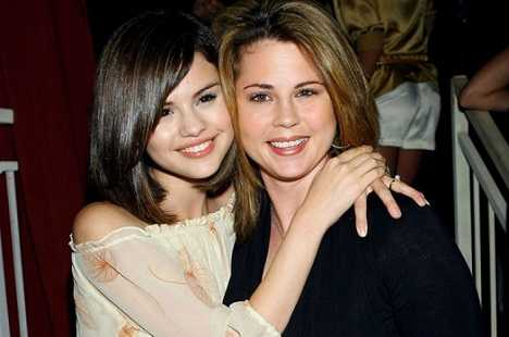 Selena Gomez was born to a teenage mother