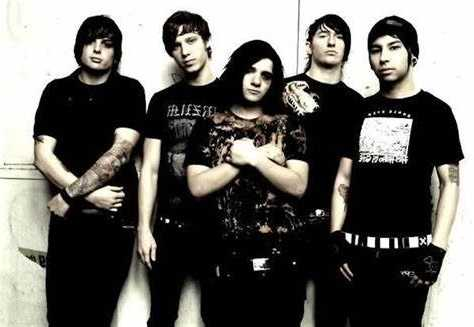 Skrillex was the lead vocals for the band First to Last