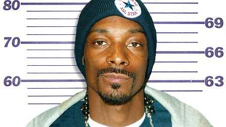 Snoop Dogg has been arrested multiple times.