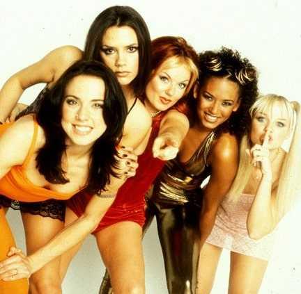Spice Girls hot pics