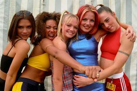 Spice Girls are back together