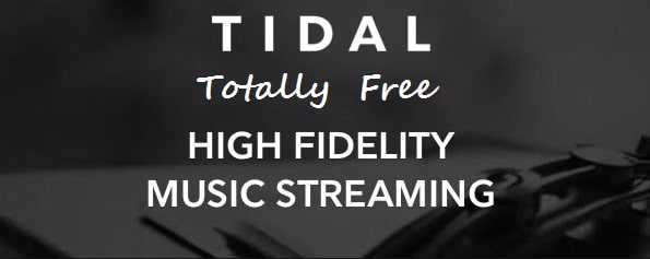 How to get Tidal music subscription free?
