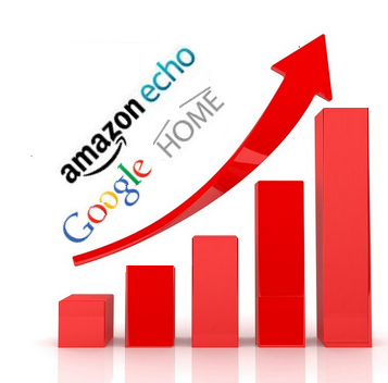 best smart speakers amazon echo and google home