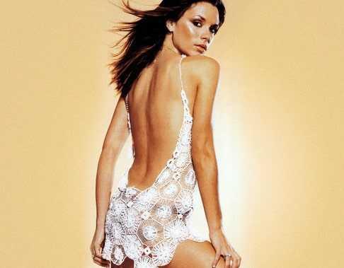 Sexy pics of Victoria Beckham
