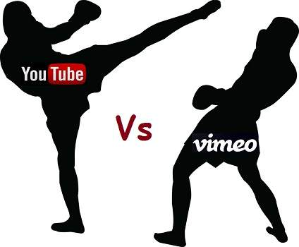 difference between youtube and vevo