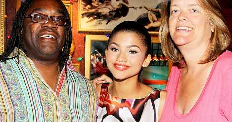 Zendaya has a mixed parentage